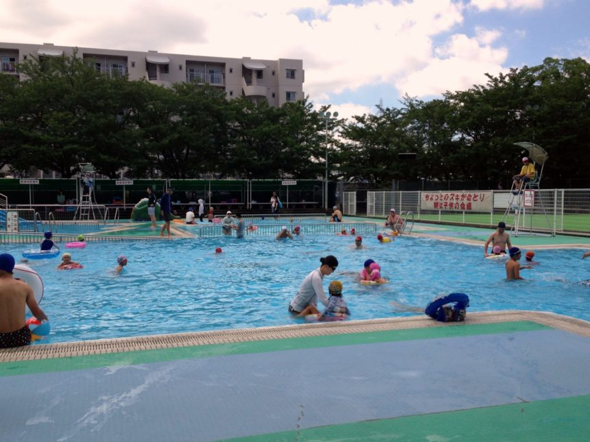 伏見港公園プール