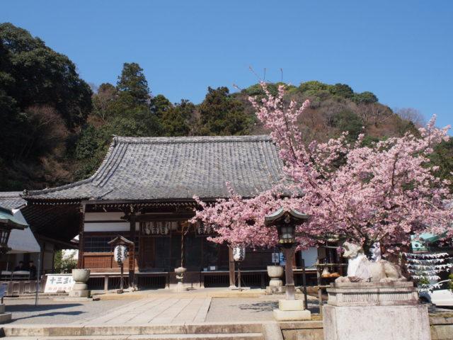 嵐山にある法輪寺